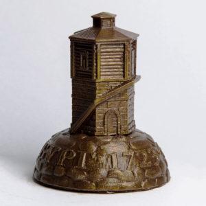 Башня из глазури