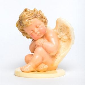 фигурка Ангелочек из глазури